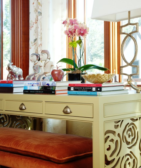 Rose Desk | House of Ruby Interior Design | houseofruby.com