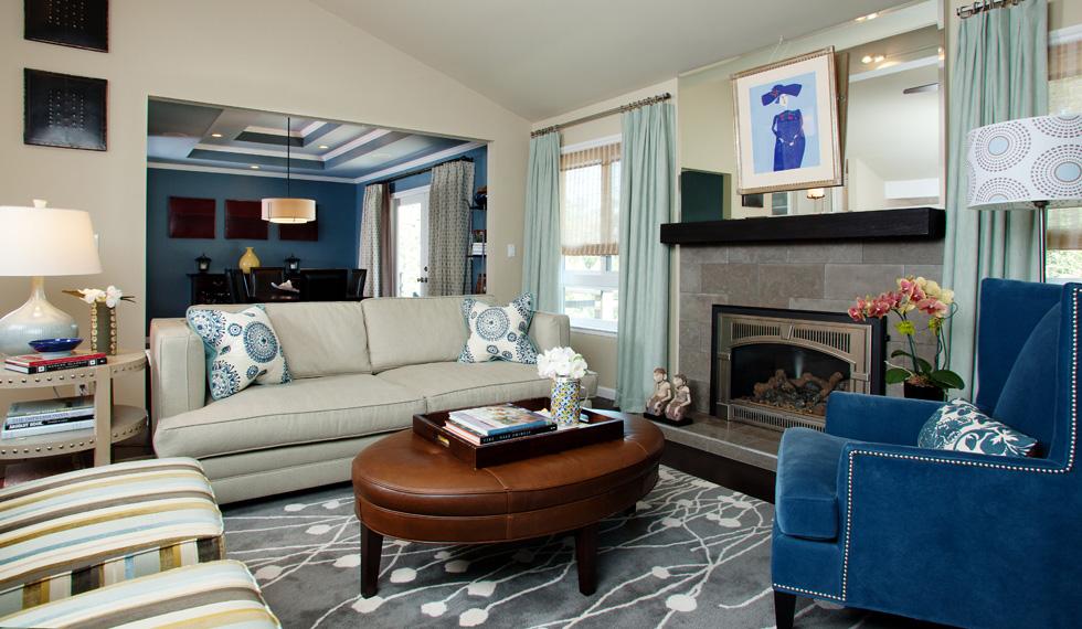 Living Room Designed by houseofruby.com