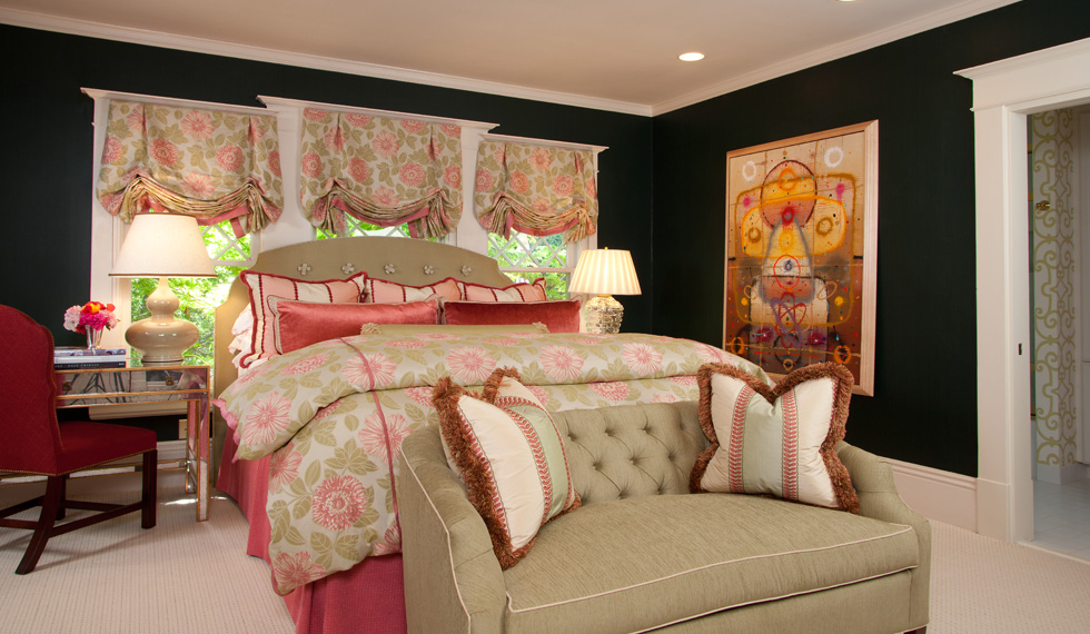 Bedroom Designed by houseofruby.com