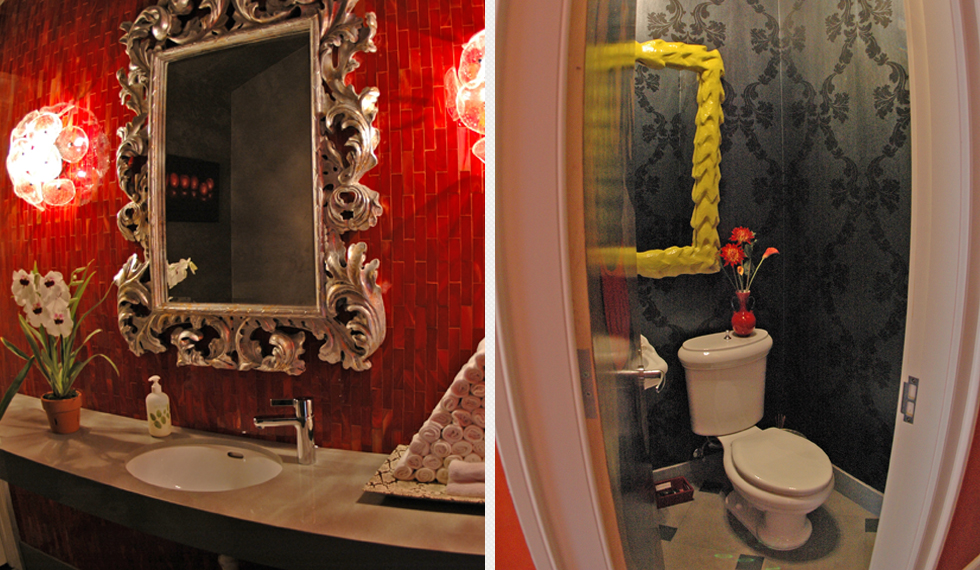 Marilyn Jaeger Skincare <br> San Francisco   House of Ruby Interior Design   houseofruby.com
